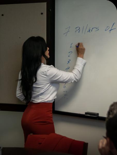 Lisa -teaching- (1 of 1)
