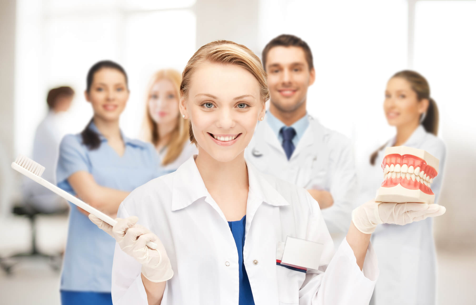 dental health professionals searching for Periodontist job openings